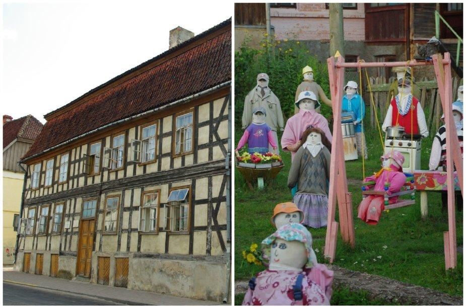 Tarp pasaulį išmaišiusio lietuvio favoričių – Latvija. Čia rasite kelis išskirtinius miestukus