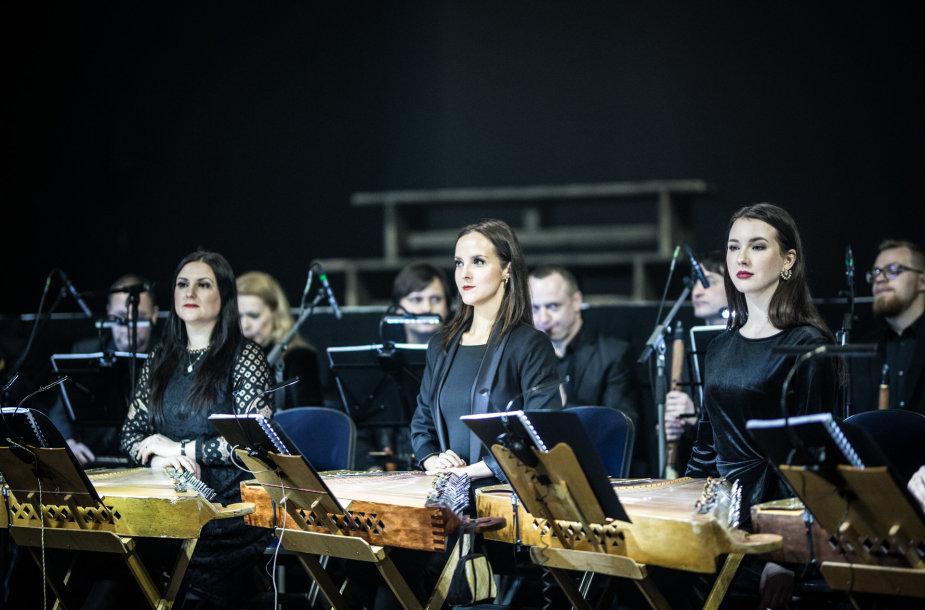 Ansamblio ''Lietuva'' orkestras