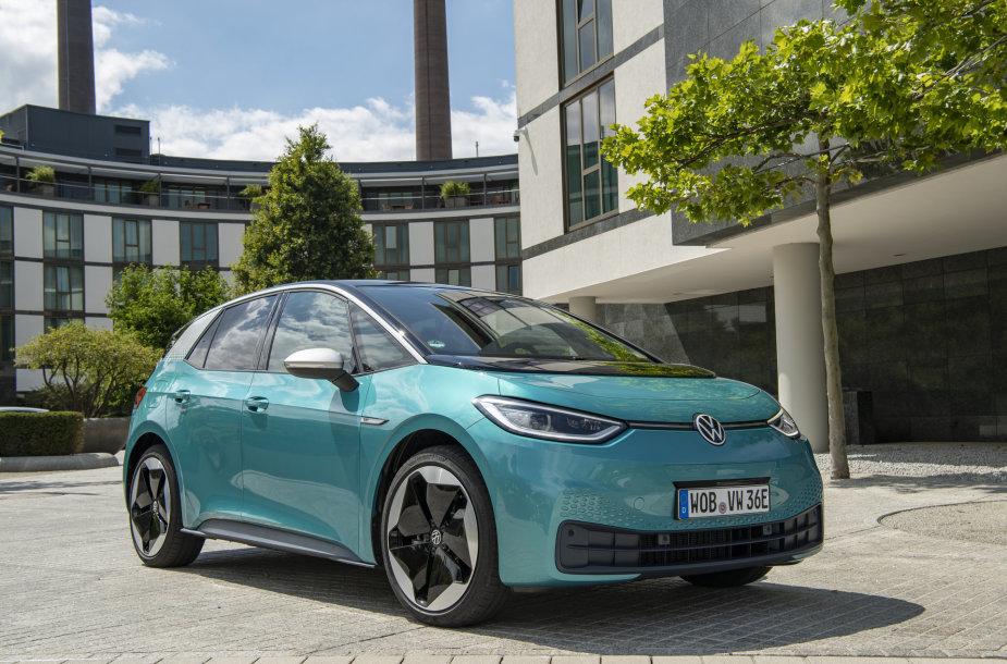 Elektromobilis Volkswagen ID.3