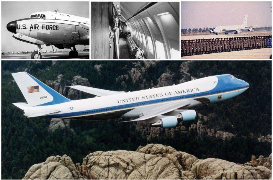 """Kada aviacija atkeliavo į Baltuosius rūmus: nuo """"Šventosios karvės"""" iki """"Air Force One"""""""