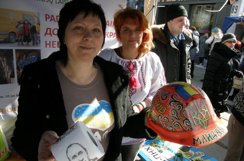 Valerija Skrypčenka ir Julija Majboroda