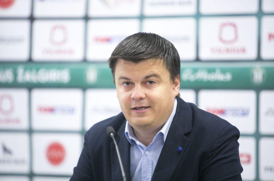 Mindaugas Nikoličius