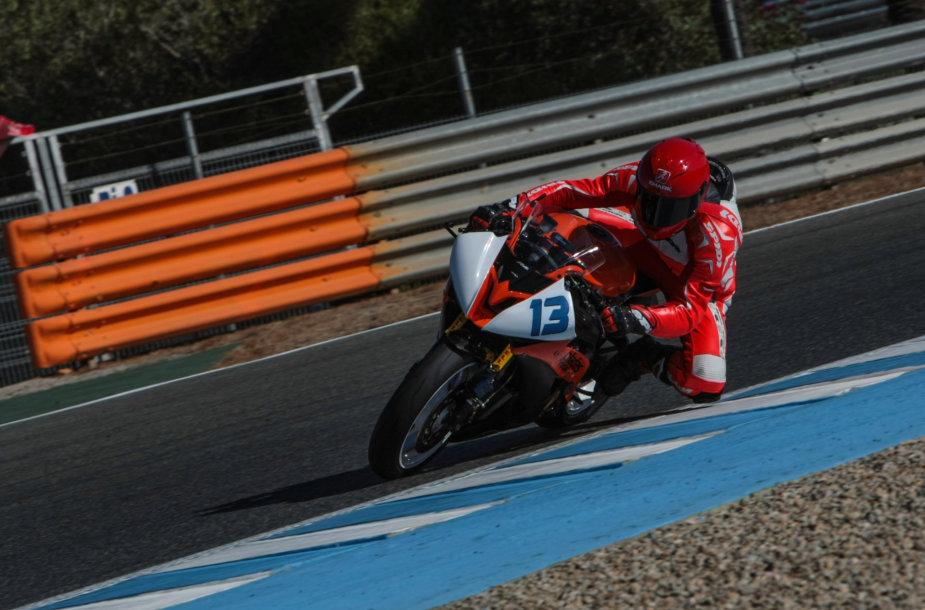 """Šarūnas Pladas """"World Superbike"""" etape"""