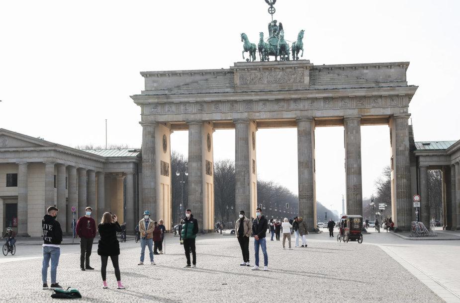 Berlynas per pandemiją