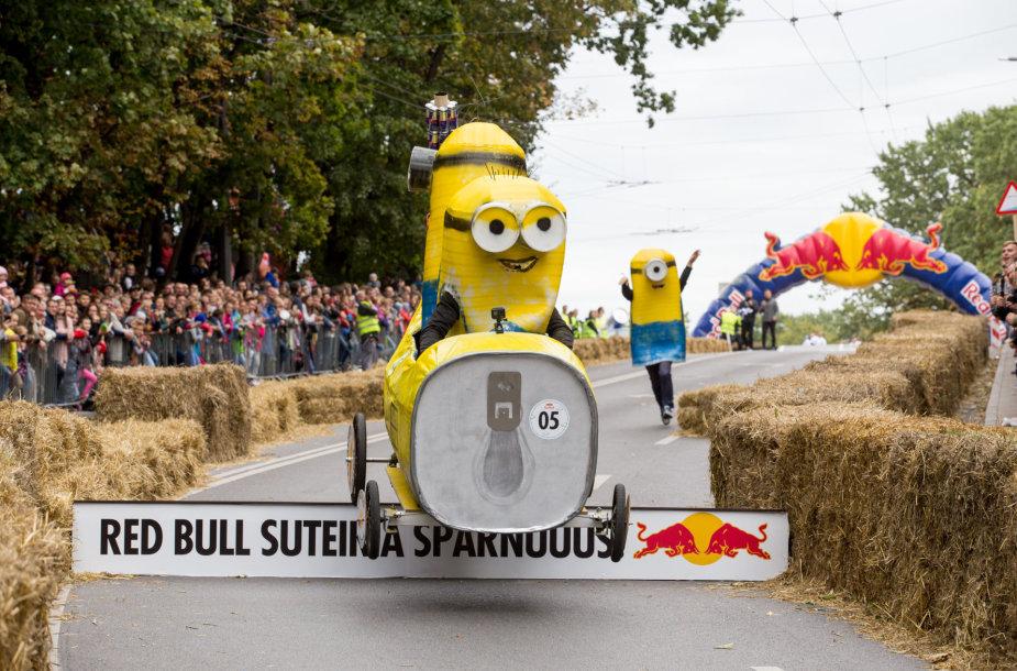 """Red Bull"" lenktynės Kaune"