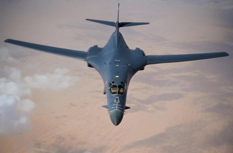 "Strateginis bombonešis ""B-1B Lancer"""