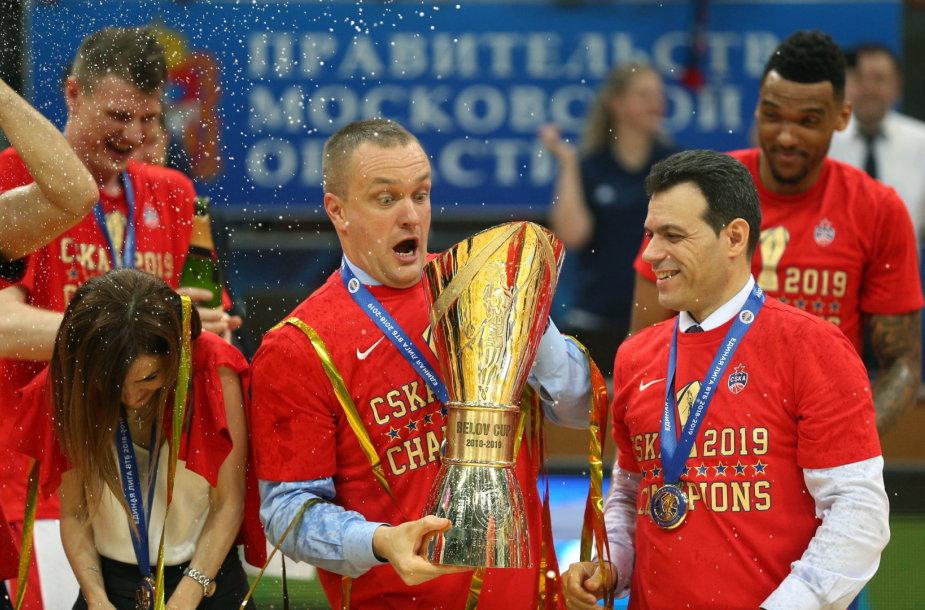 Andrejus Vatutinas ir Dimitris Itoudis
