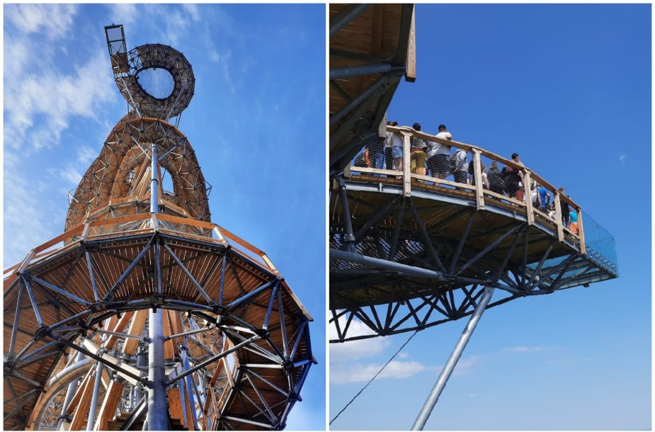 Lenkijoje atidarytas vienas aukščiausių apžvalgos bokštų Europoje