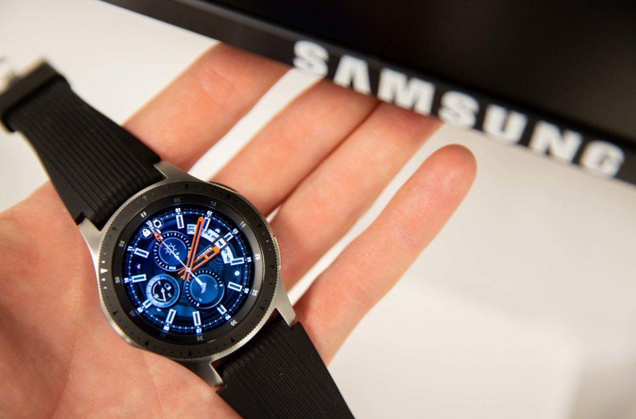 """Išmanusis laikrodis """"Samsung Galaxy Watch"""""""