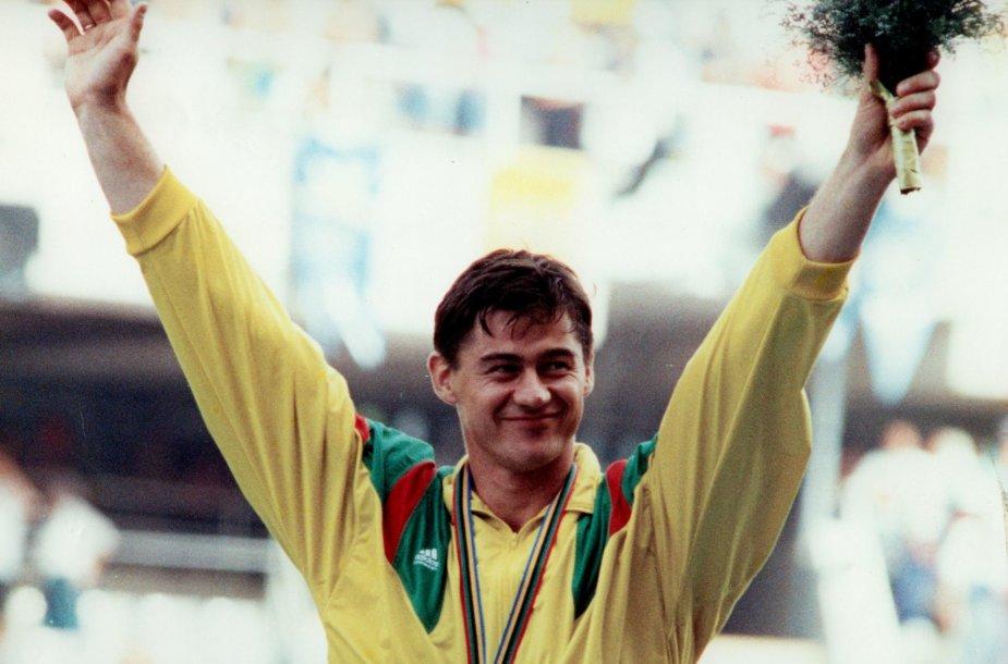 25 LTOK metai – 25 medaliai