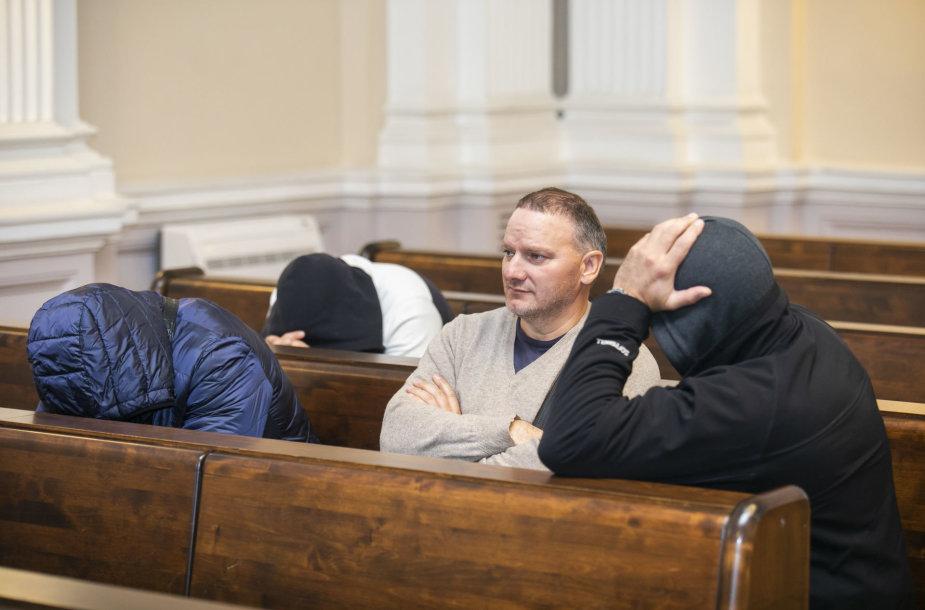 Apeliaciniame teisme pradedama nagrinėti Šiaulių kriminalistų byla