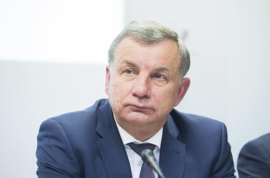 Susisiekimo ministras Rimantas Sinkevičius