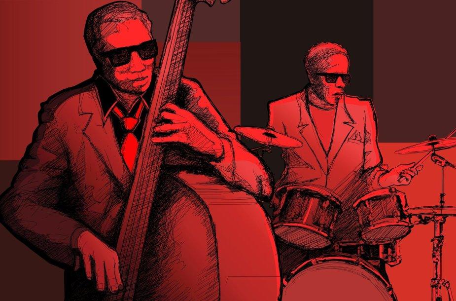 Džiazo muzikantai