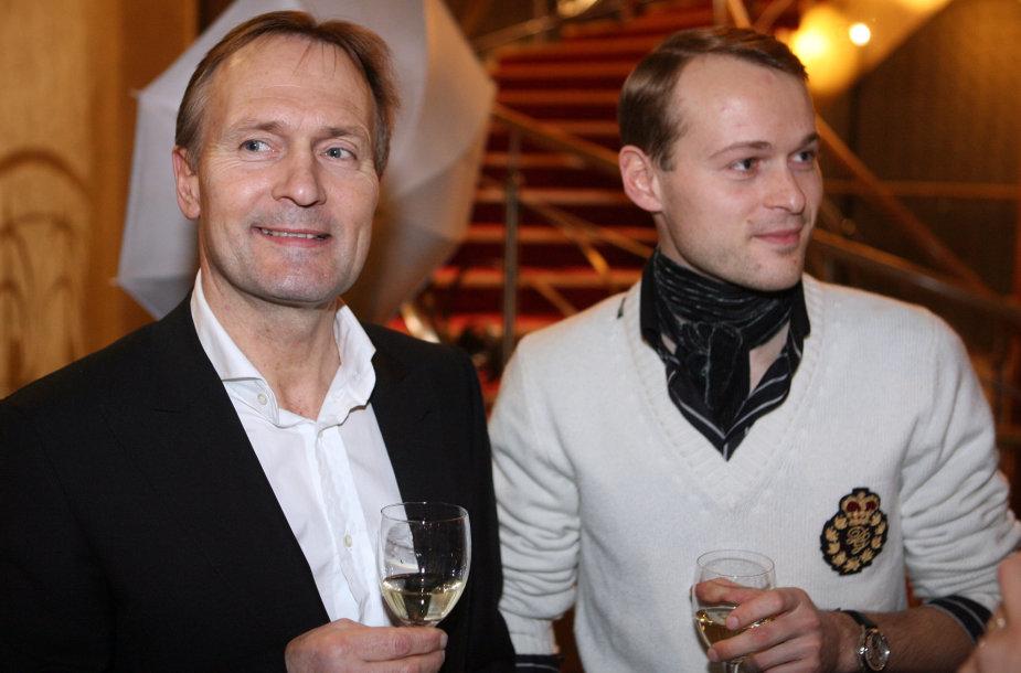 Vaidas Jankauskas, Andrius Jankauskas