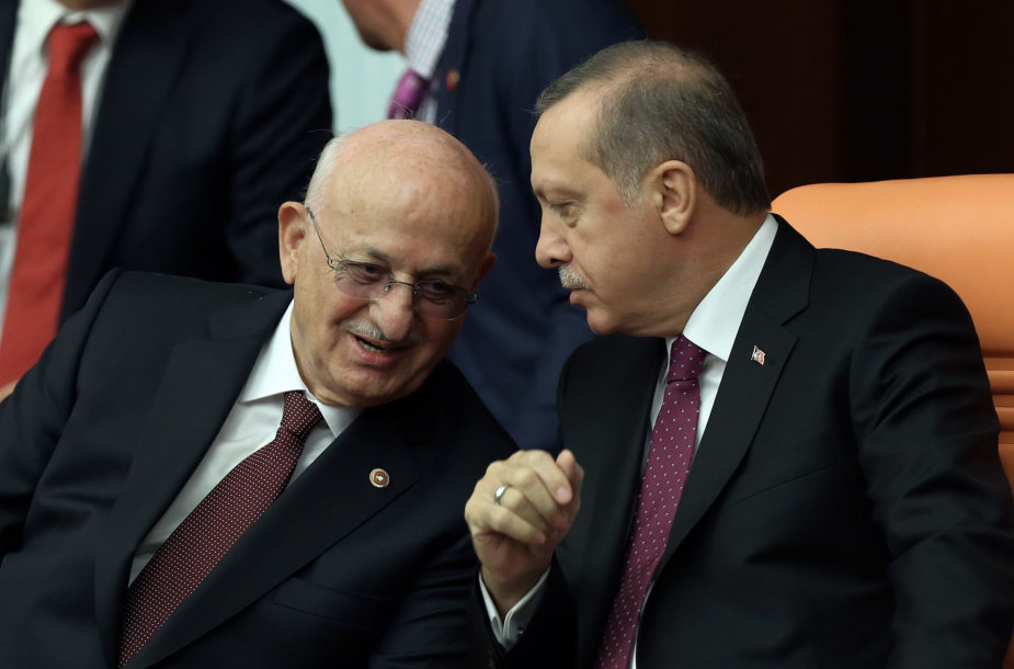 I.Kahramanas ir R.T.Erdoganas