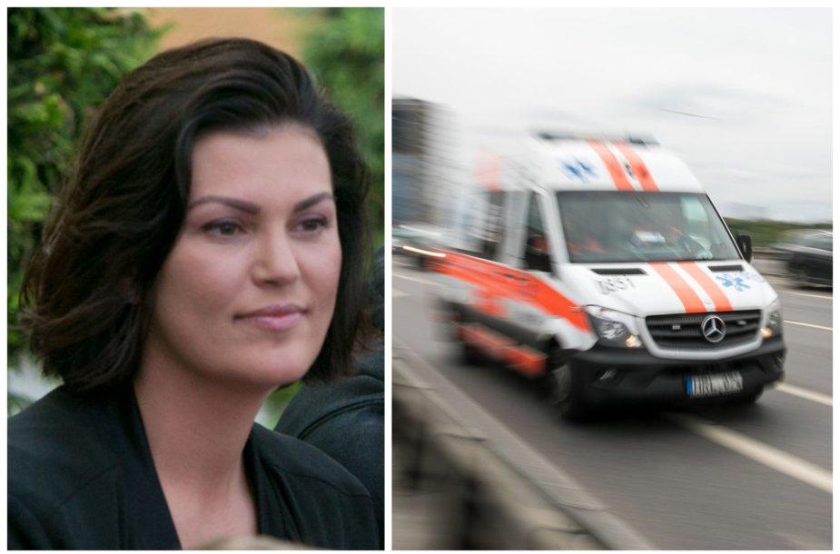 Dovilė Stakėnienė, greitoji medicinos pagalba