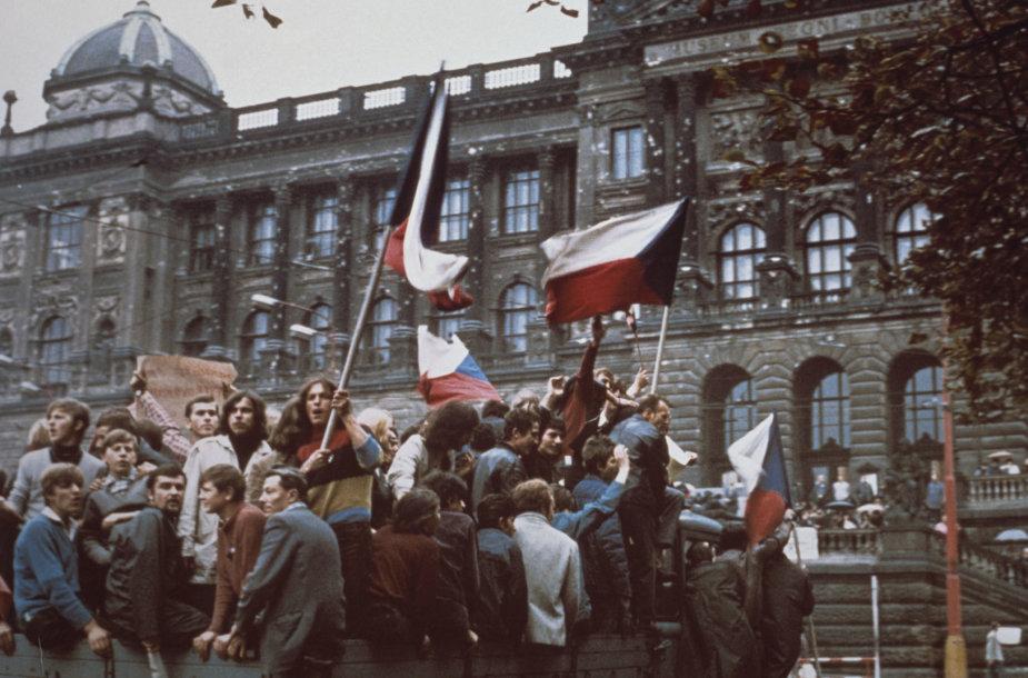 Prahos pavasariui – 50 metų