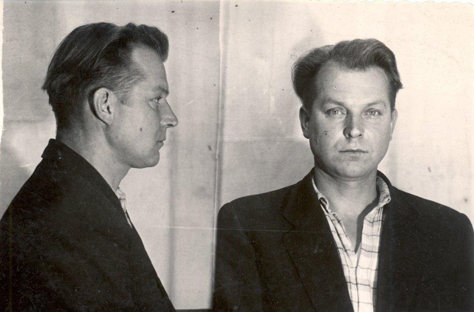 Juozapas Streikus-Stumbras suimtas