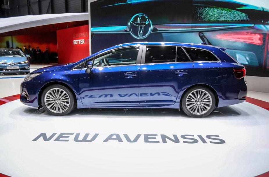 """""""Toyota Avensis"""""""