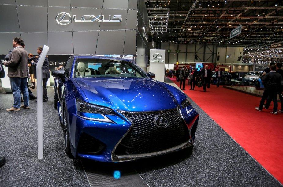 """Lexus GS-F"""