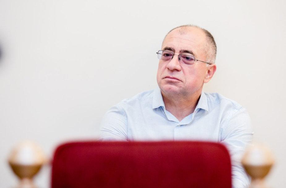Teismas nagrinėja Gintaro Furmanavičiaus bylą