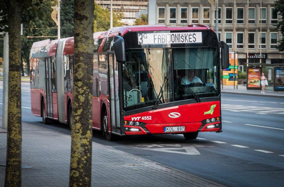 Keisis viešojo transporto eismo tvarkaraščiai