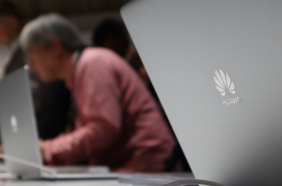 """""""Huawei"""" naujų produktų pristatymas"""