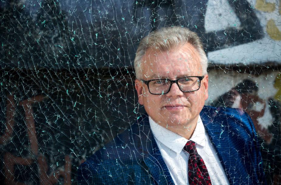 Teisėjas Arturas Rauktys