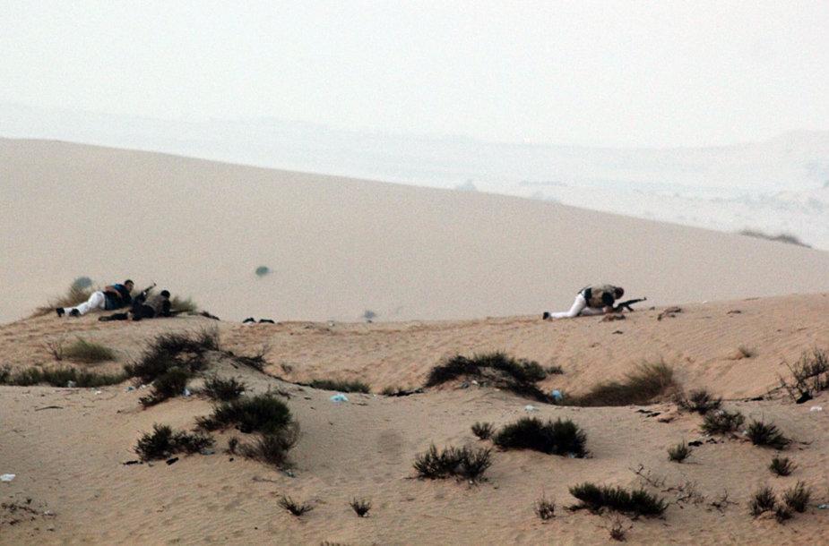 Egipto saugumo pajėgos Sinajaus pusiasalyje