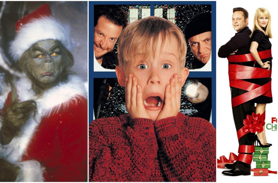 Pelningiausi visų laikų kalėdiniai filmai