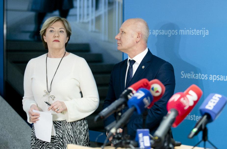 Rolanda Lingienė, Algirdas Šešelgis