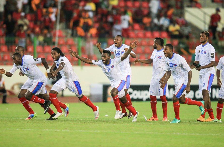 Kongo Demokratinės Respublikos futbolininkai