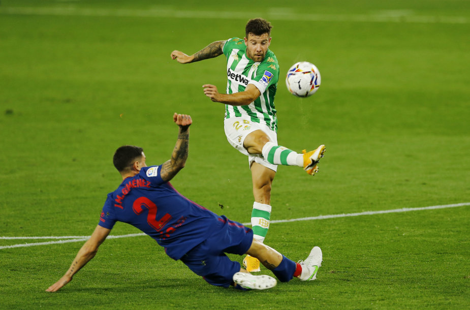 """Real Betis"" – ""Atletico"""