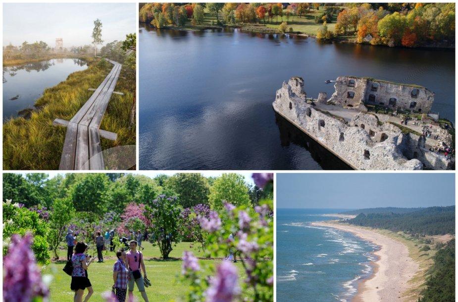 Kelionės Latvijoje