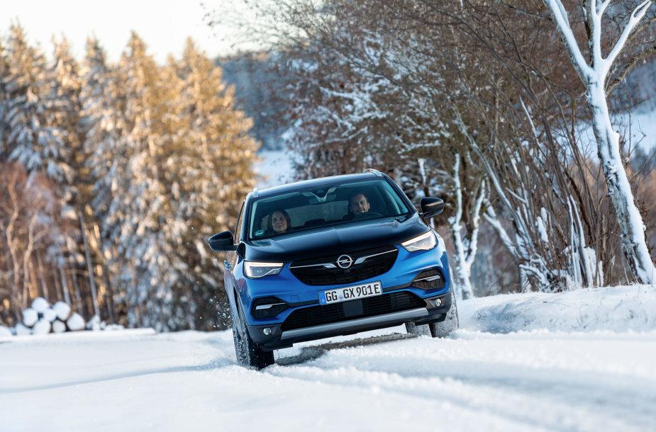 """""""Opel Grandland X Hybrid4"""""""