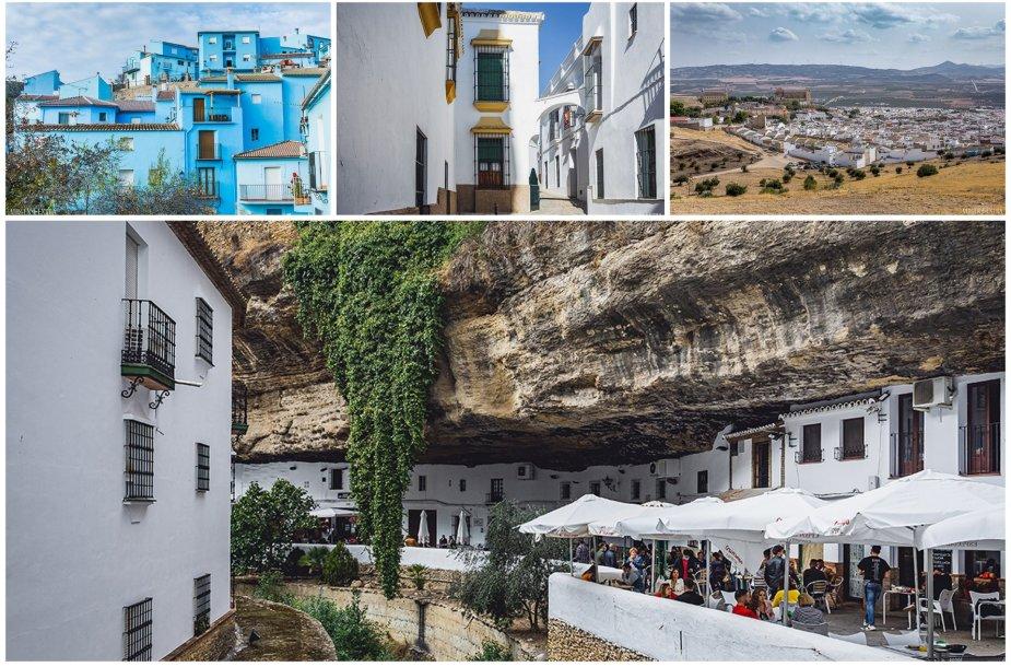 Andalūziški miesteliai