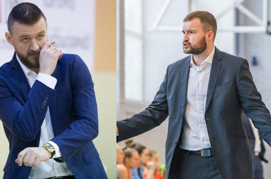 Rokas Kondratavičius ir Gitautas Kievinas