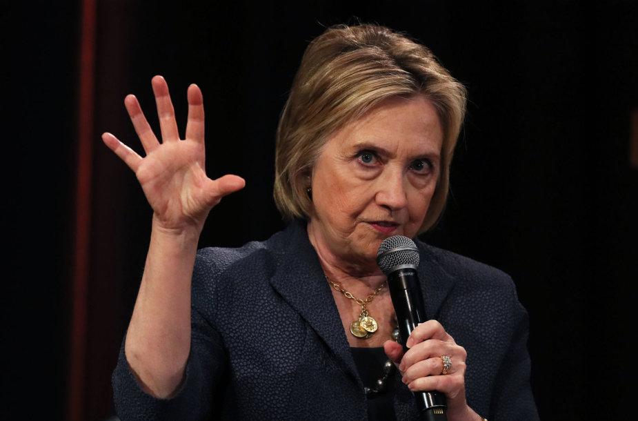Hillary Clinton Dubline