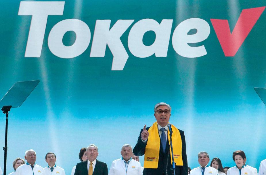 Kasymas Žomartas Tokajevas