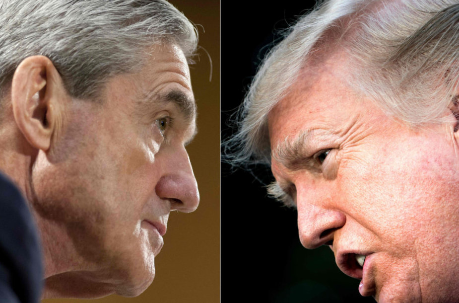 R.Muelleris ir D.Trumpas