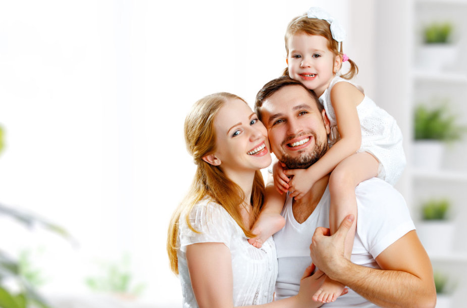 Jauna šeima