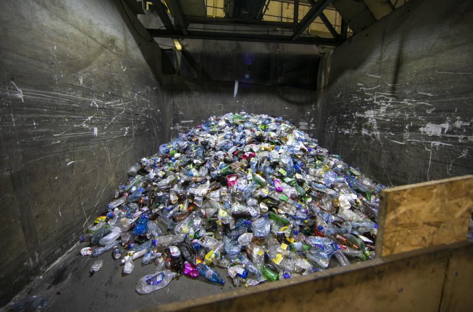 Vilniaus regiono komunalinių atliekų mechaninio biologinio apdorojimo gamykla