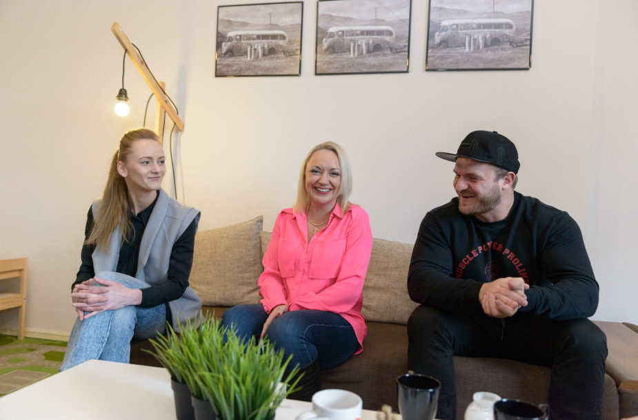 Miglė Praniauskaitė, Beata Judickienė, Ironvytas
