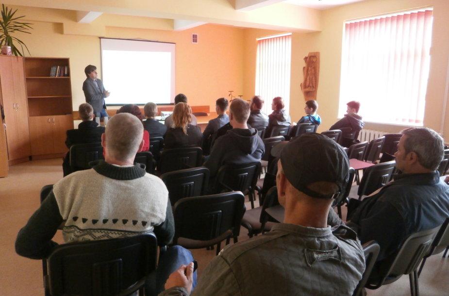 """""""300 Lakes Rally"""" organizatorių susitikimas su vietos savivaldos pareigūnais"""