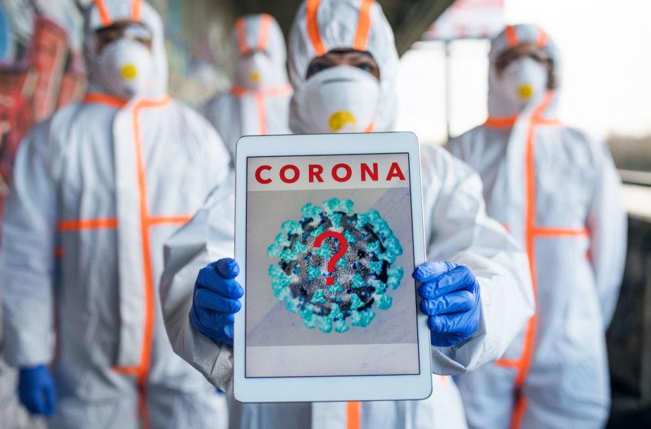 Naujasis koronavirusas