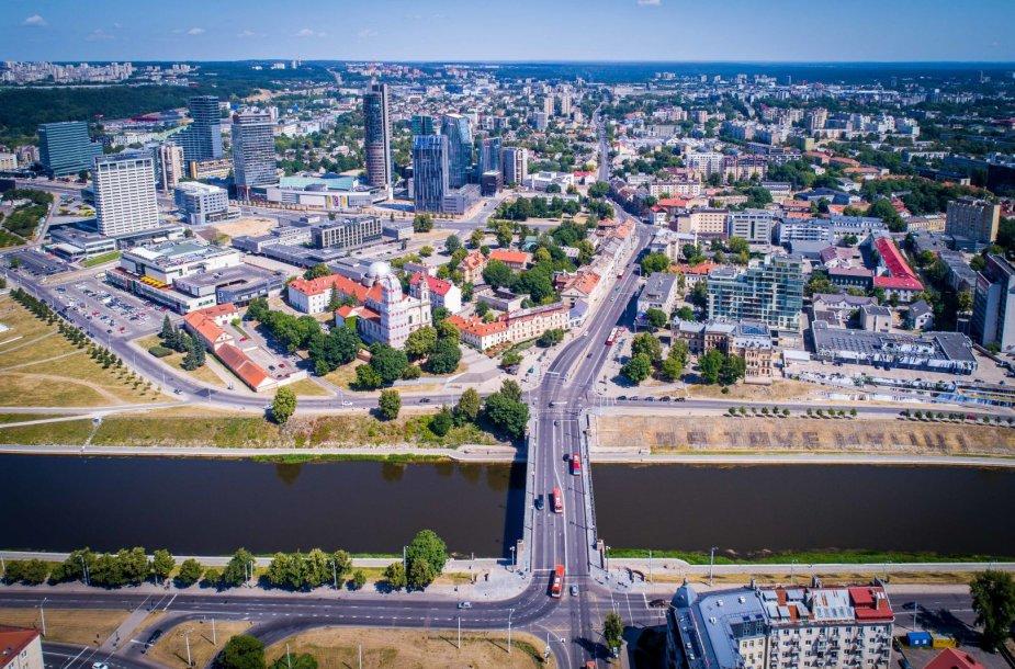 Lietuvą kamuoja sausra