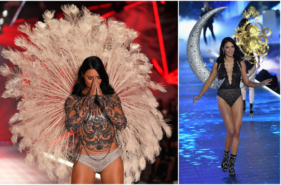 "Adriana Lima atsisveikino su ""Victoria's Secret"""