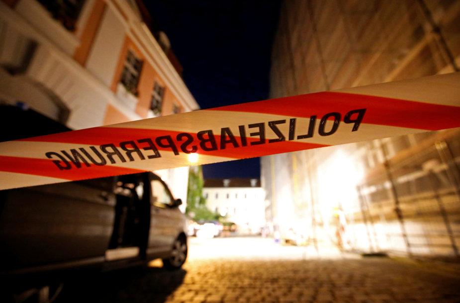 Savižudžio išpuolis Ansbache