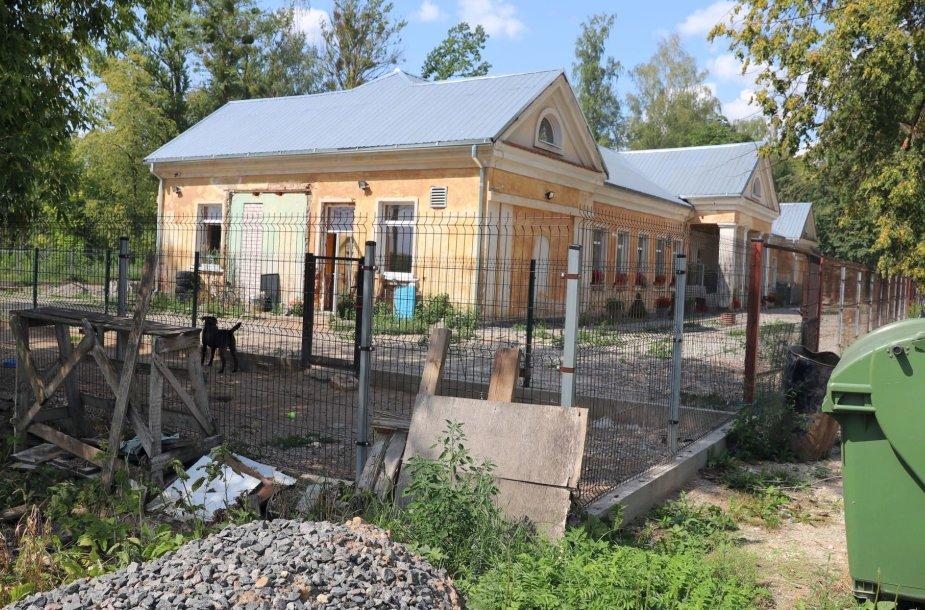 """""""Penkta koja"""" įsikūrusi viename iš buvusio sovietų karinio miestelio pastatų"""