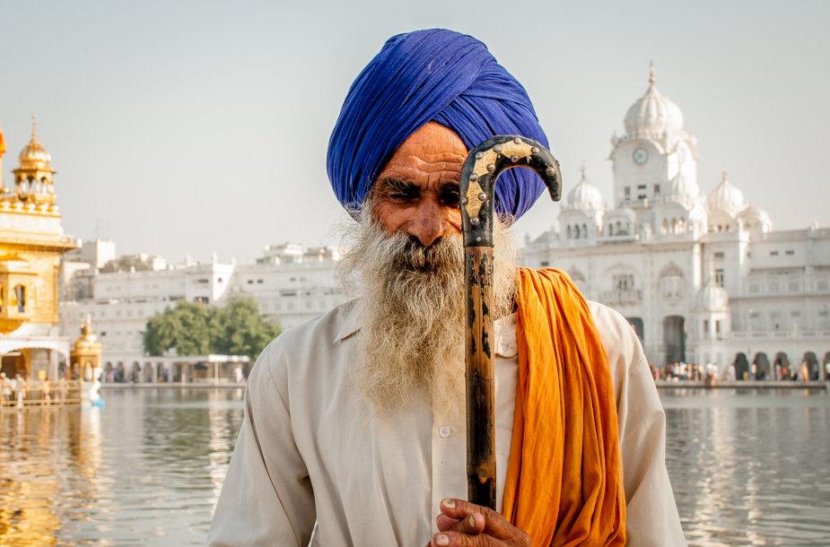 Dvasingumas – žodis, kuris daug kam yra Indijos sinonimas.